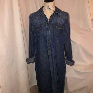 Old Navy Denim Dress
